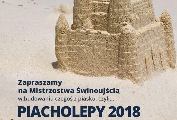 Piacholepy 2018 na plaży