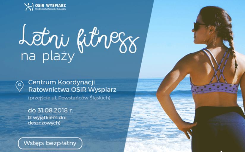 Bezpłatny fitness na plaży